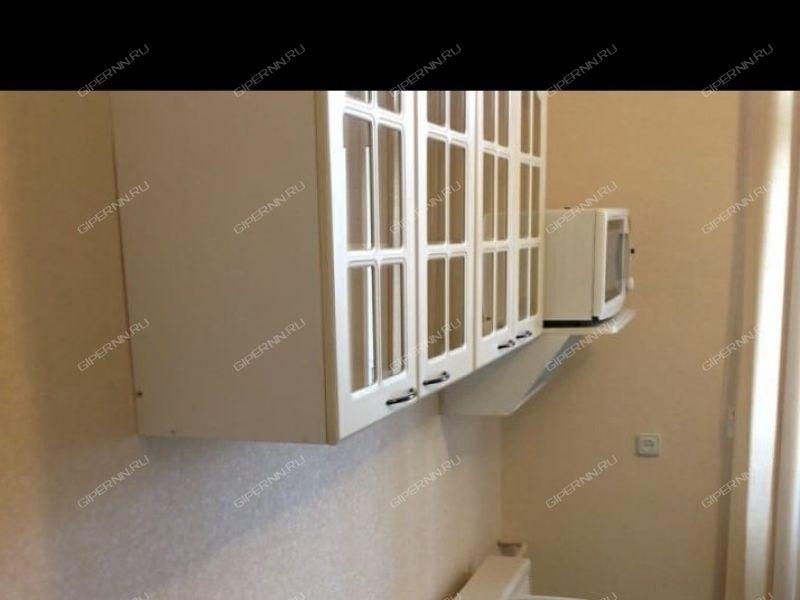 двухкомнатная квартира на улице Нестерова дом 3