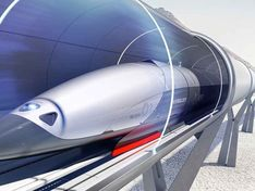 Строительство Hyperloop: почем билет на вакуумный поезд из Москвы в Санкт-Петербург?