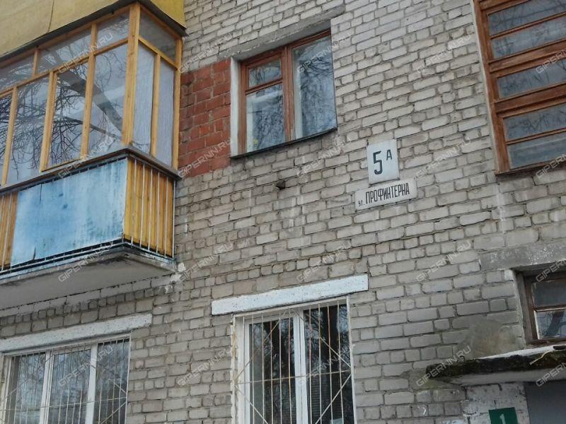 однокомнатная квартира на улице Профинтерна дом 5а