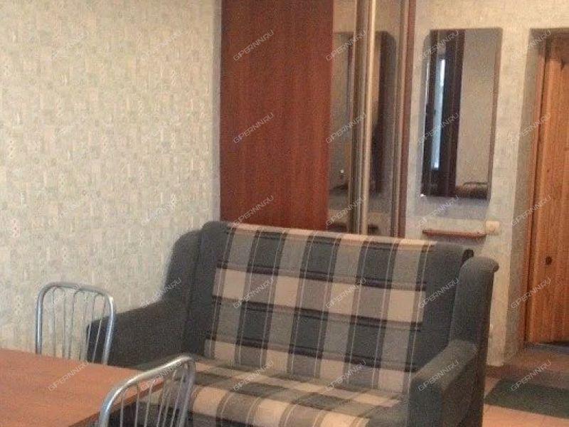 двухкомнатная квартира на улице Богдановича дом 7 к1