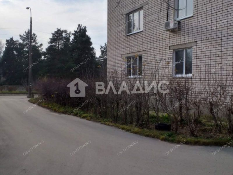 однокомнатная квартира на улице Маяковского дом 34 город Дзержинск
