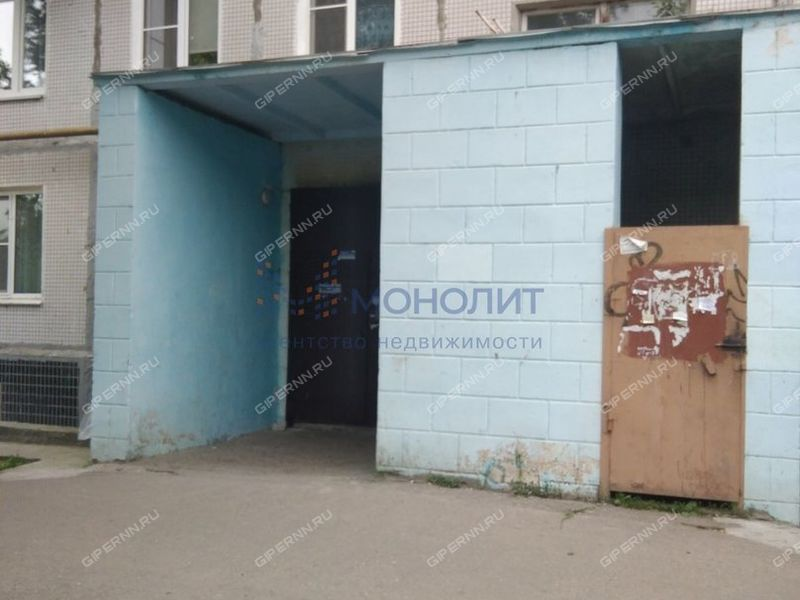 двухкомнатная квартира на улице Пушкина дом 44 город Заволжье