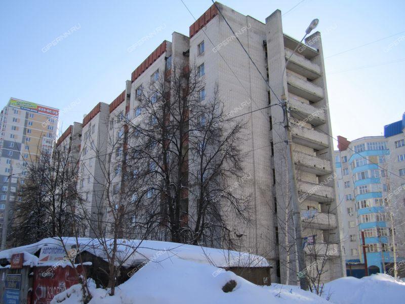 однокомнатная квартира на улице Тимирязева дом 3а