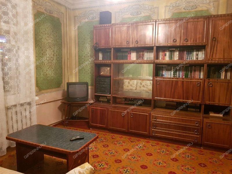 трёхкомнатная квартира на улице Магистральная дом 12 город Кстово