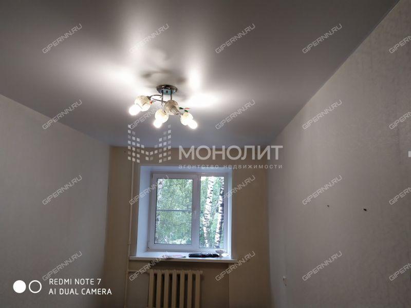 трёхкомнатная квартира на улице Заводская дом 15 к5