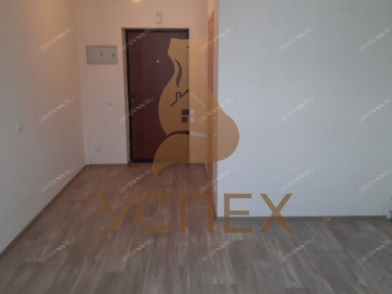 квартира-студия на улице Учительская посёлок Новинки