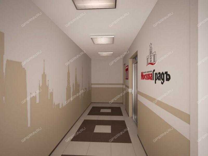 квартира-студия на Московском шоссе дом 167 к1