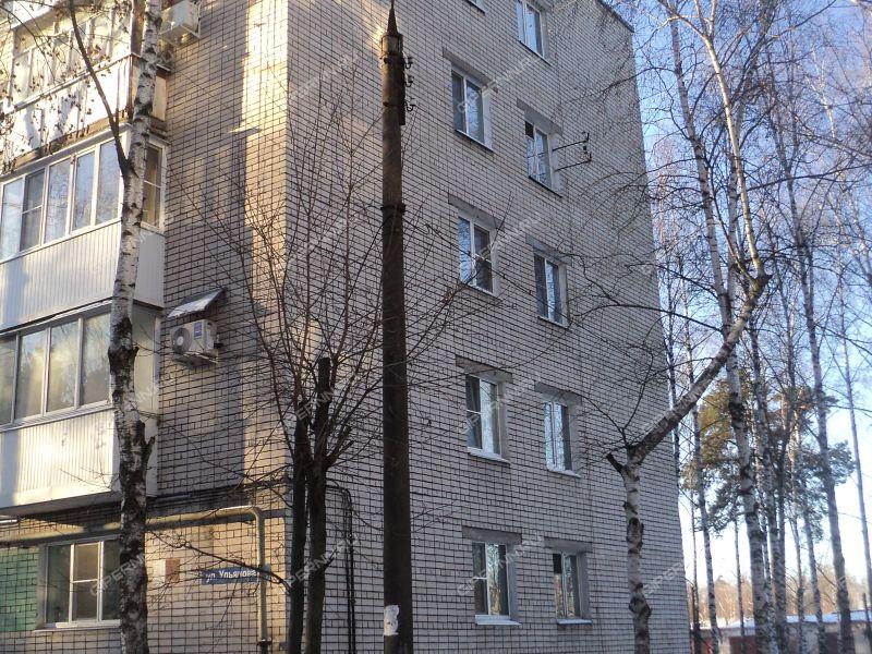 четырёхкомнатная квартира на улице Ульянова дом 2 город Дзержинск