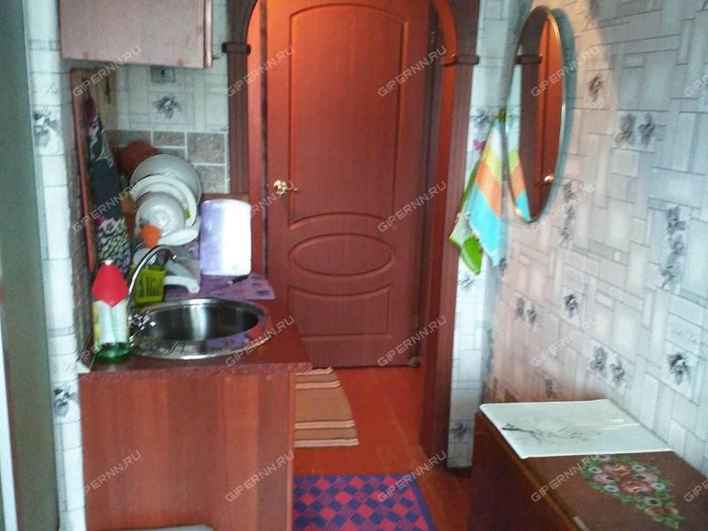 двухкомнатная квартира на улице Синявина город Балахна