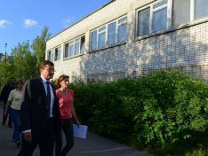 После взрывов в Дзержинске восстанавливают жилые дома и школы