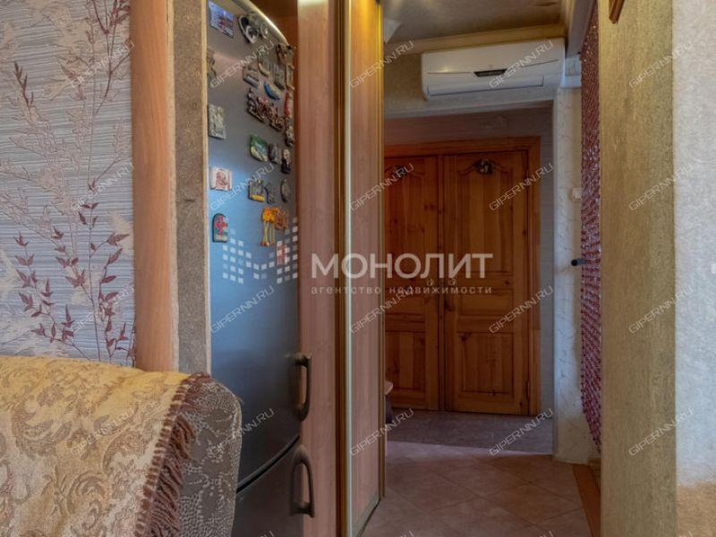 двухкомнатная квартира на улице Адмирала Макарова дом 4 к1