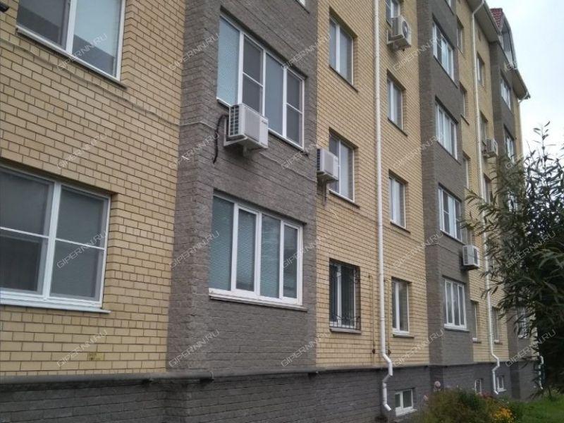 трёхкомнатная квартира на улице Коммуны город Павлово