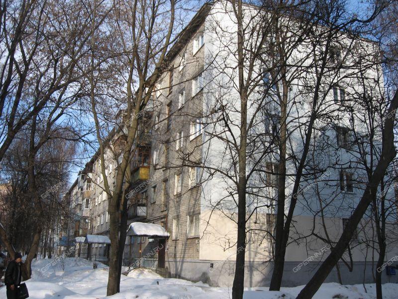 двухкомнатная квартира на улице Вячеслава Шишкова дом 4 к1