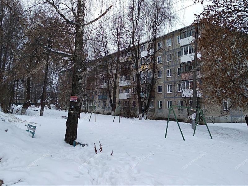 двухкомнатная квартира на улице Фаворского дом 53 город Павлово