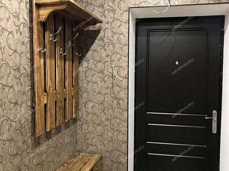 однокомнатная квартира на улице Минина дом 3а