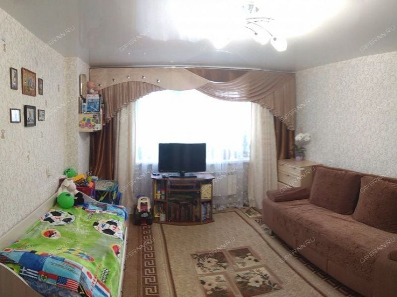 однокомнатная квартира на улице Пермякова дом 22