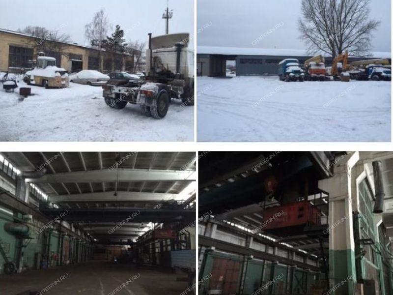 имущественный комплекс под склад, производственную площадь, недвижимость под автобизнес на улице Федосеенко