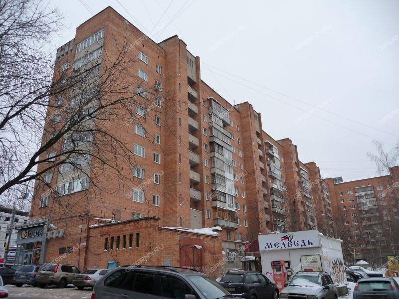 однокомнатная квартира на улице Максима Горького дом 152