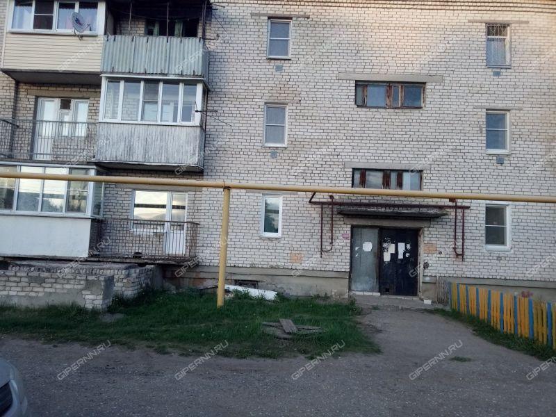 двухкомнатная квартира на улице Центральная посёлок Ситники