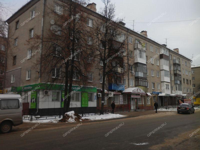 однокомнатная квартира на улице Чугунова дом 2 город Бор