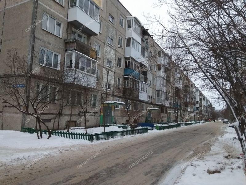 трёхкомнатная квартира на улице Маяковского дом 43 город Дзержинск