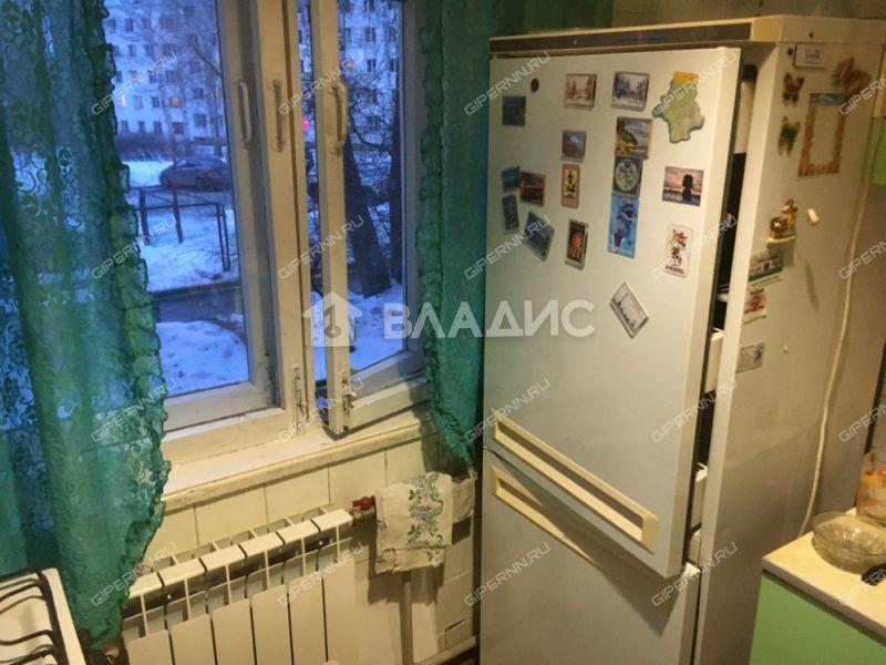 трёхкомнатная квартира на улице Героя Быкова дом 12