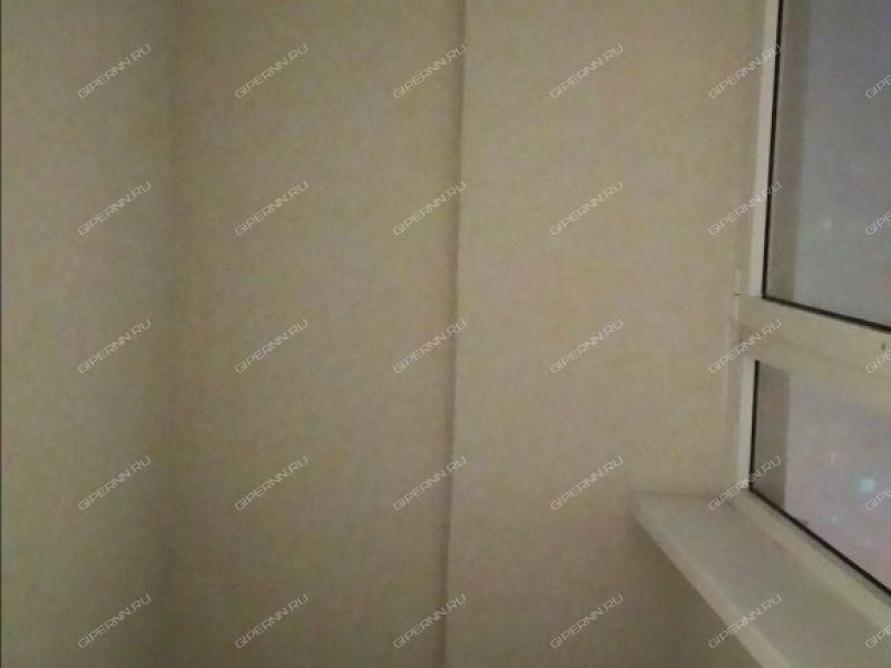 однокомнатная квартира на улице Академика Сахарова дом 105 к2