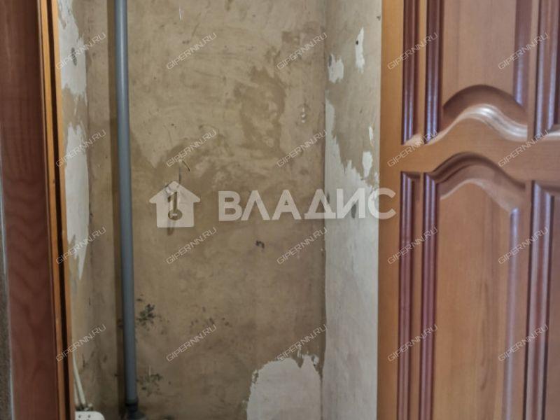 трёхкомнатная квартира в Молодёжном посёлке дом 10 город Сергач