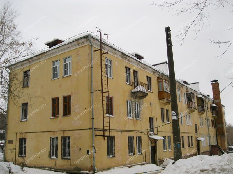 трёхкомнатная квартира на улице Бекетова дом 10б