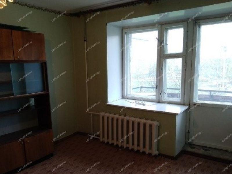 однокомнатная квартира на улице Школьная посёлок Ждановский