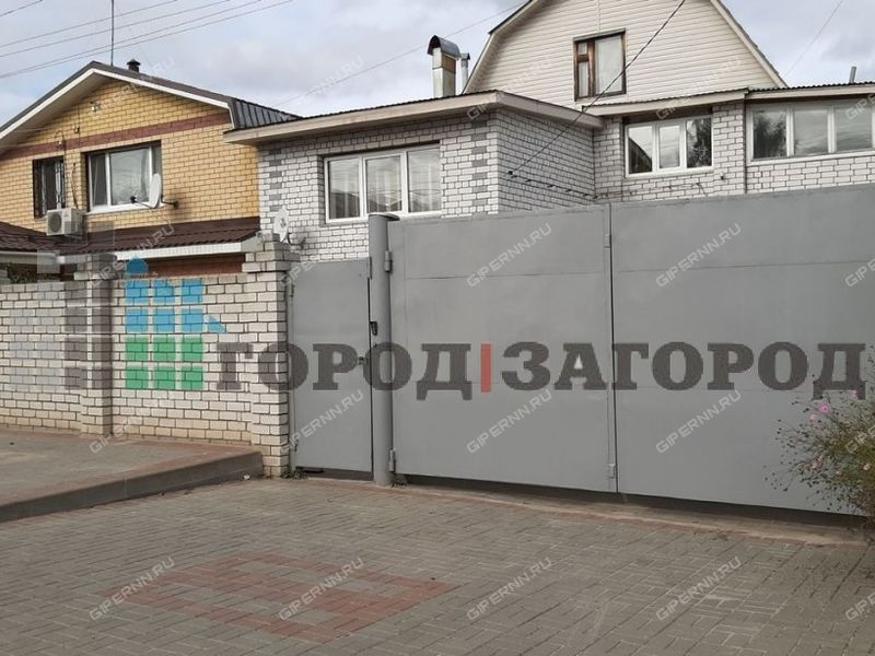 коттедж на улице Красногорская