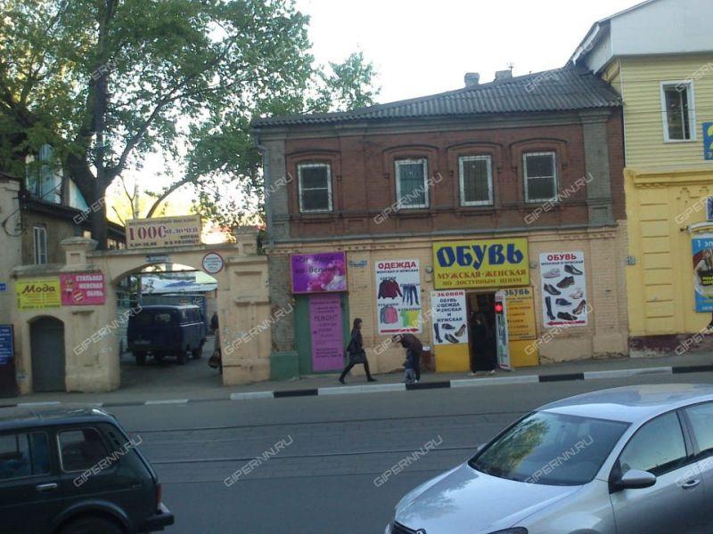 помещение под помещение свободного назначения, торговую площадь на улице Литвинова