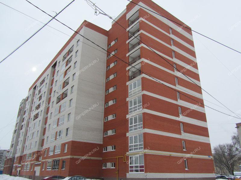 однокомнатная квартира на улице Чкалова дом 37 к1