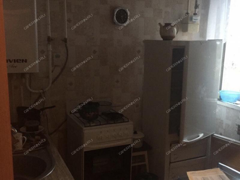 однокомнатная квартира на улице Комсомольская дом 60 рабочий посёлок Большое Мурашкино