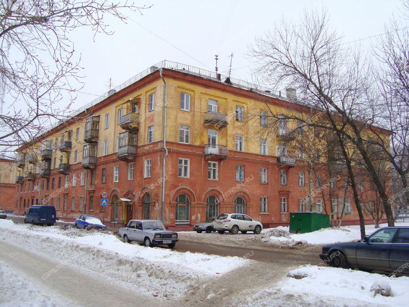 трёхкомнатная квартира на улице Бурденко дом 20