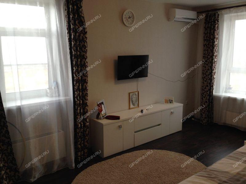 однокомнатная квартира на проспекте Олимпийский дом 2 посёлок Новинки