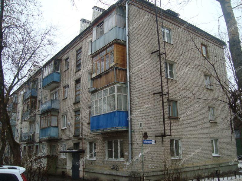 Архитектурная улица, 11 фото